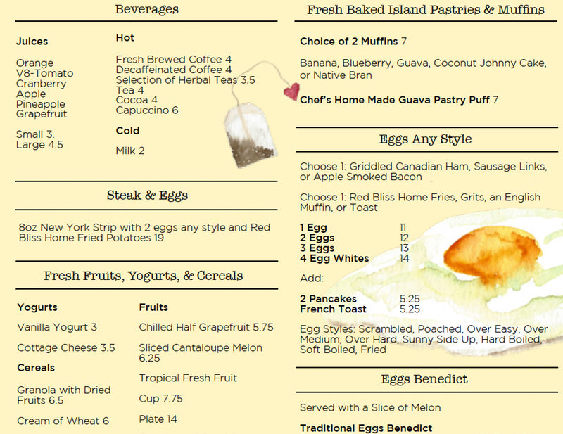 Menu Tips to Get Your Guests to Order More