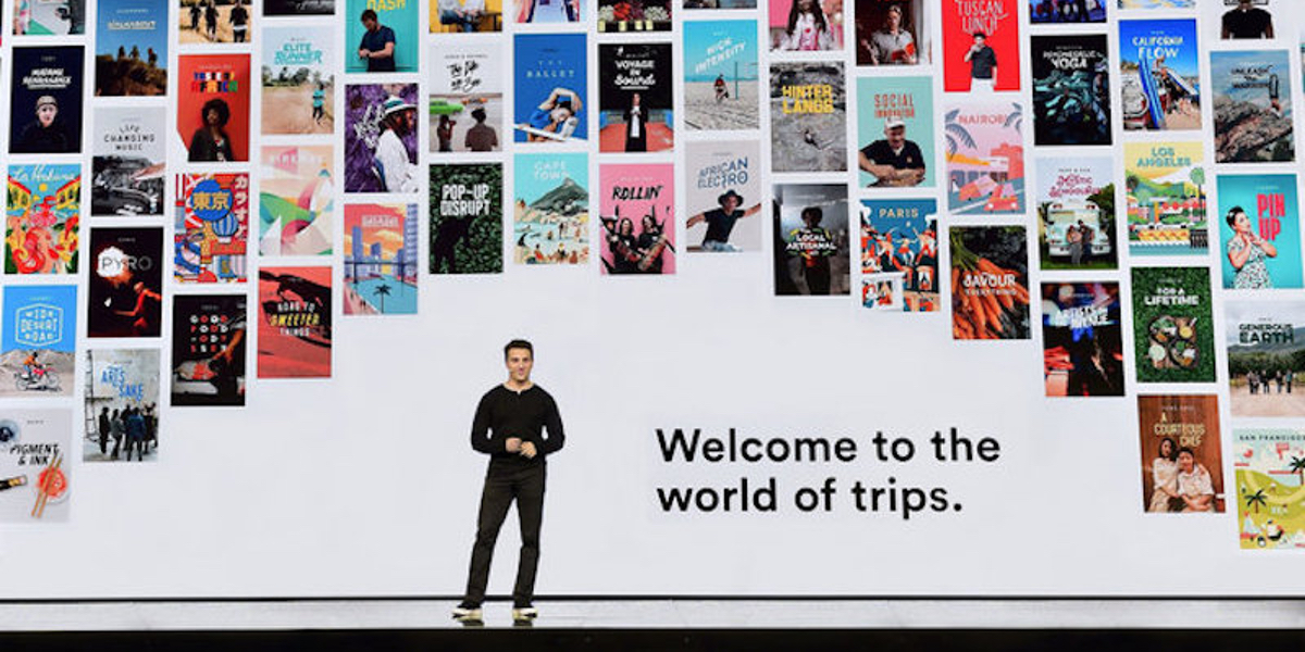 How to Embrace Airbnb (Distribution + Experiences)