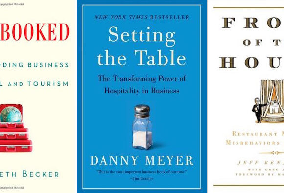 3 Must-Read Hospitality & Tourism Books